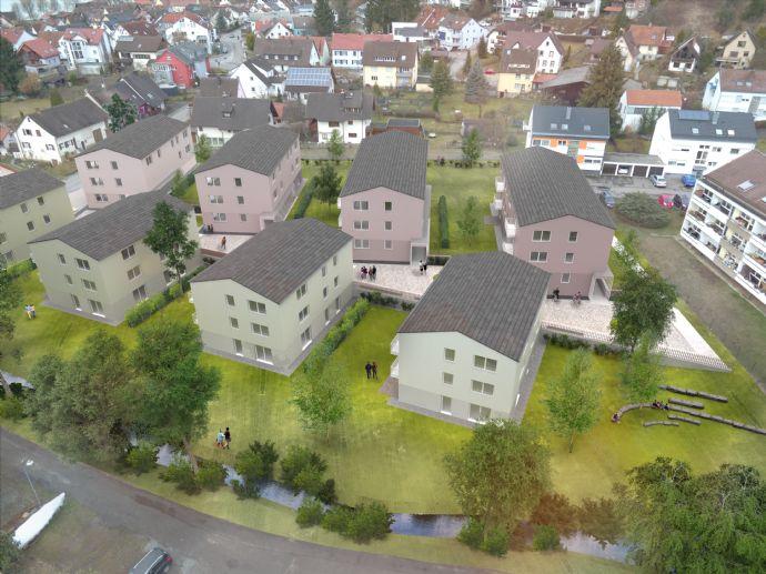 Neubauprojekt Allensbach Am Mühlbach +++ Hochwertige Eigentumswohnungen in attraktiver Lage +++