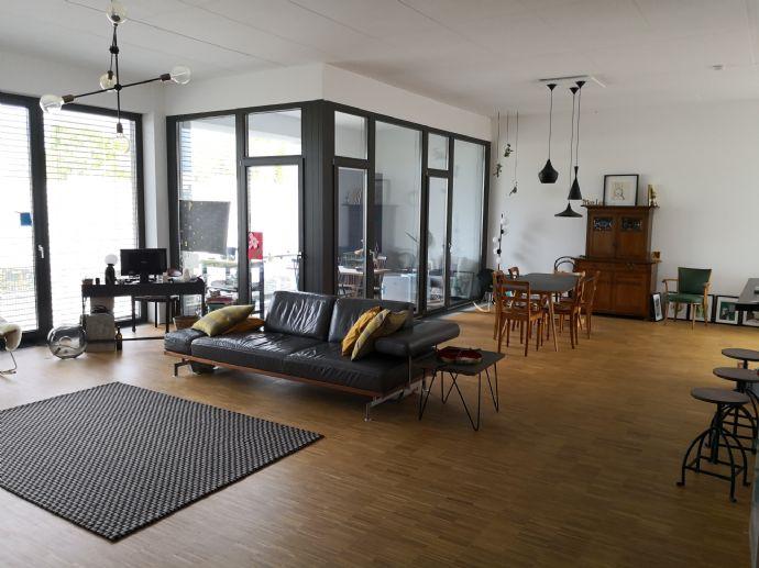 Traumhafte Loftwohnung in Söflingen mit zwei Balkone