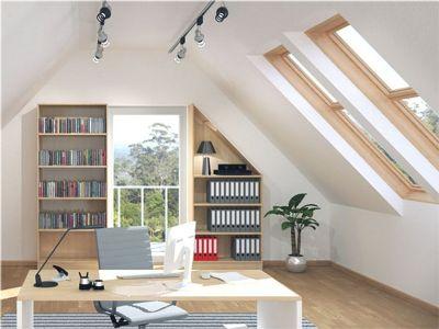 Dach-Spitzboden