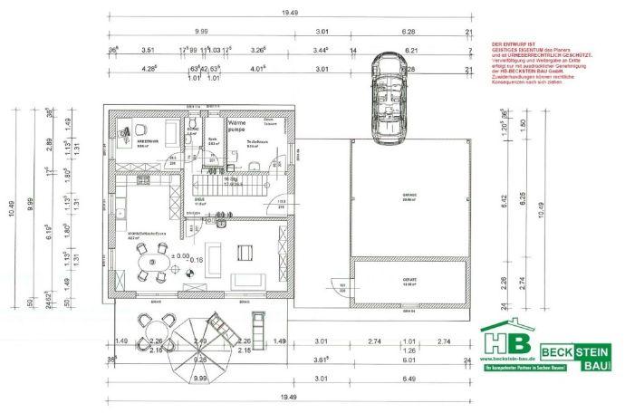 Einfamilienhaus Mit Optimaler Raumaufteilung Und Allem Was Ein Haus