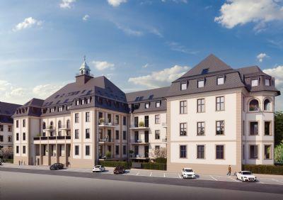 Komfortabel Wohnen: Abstellraum, Ankleide, 2 Bäder und schöner West-Balkon zum Innenhof