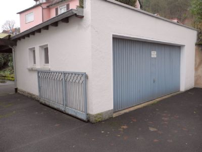 Doppel-Garage