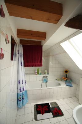 Das Bad mit Einrichtungsbeispiel