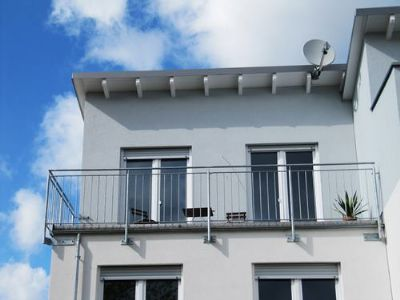 .. mit großer Dachterrasse !