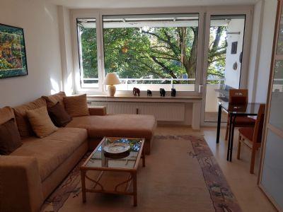 1-Zimmer-Wohnung mit Balkon im 1. OG