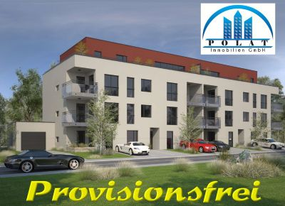Exklusive 3 Zi. Neubauwohnung in Groß-Zimmern