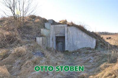 Eingang Bunker