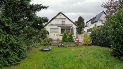 Attraktives Einfamilienhaus mit großzügigem Garten im Offenbacher Westend
