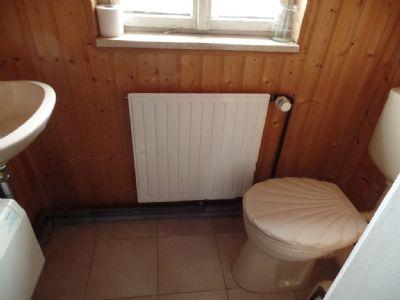 WC im Obergeschoß ...