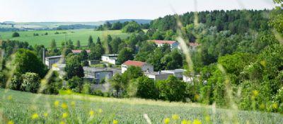 Ansicht Hainberg Areal grün