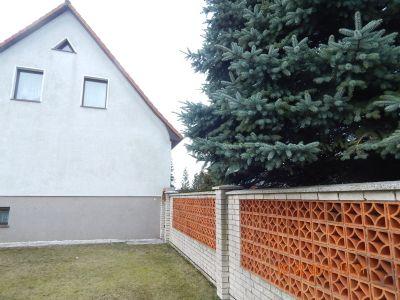 Gartenmauer Strassenseite