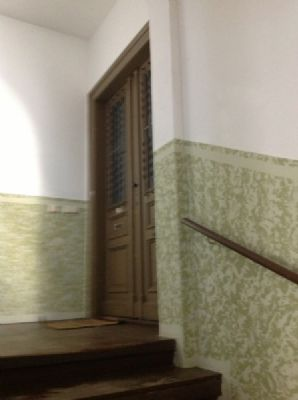 Treppenhaus  mit Eingangsbereich