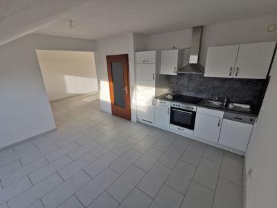 Offenbach Westend 2-Zimmer-Wohnung mit Dachloggia in ruhiger Top-Lage