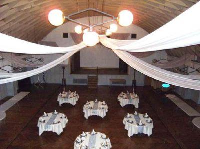 Der Festsaal des Hotels - für Events jeder Art!