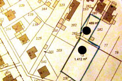 Plan / Grundstück