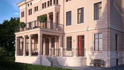 3 zi dachgeschosswohnung in parkvilla auf dem werder wohnung magdeburg 2aan34z. Black Bedroom Furniture Sets. Home Design Ideas