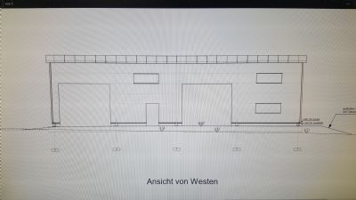 300qm neubau lager produktionsfl che ingolstadt. Black Bedroom Furniture Sets. Home Design Ideas