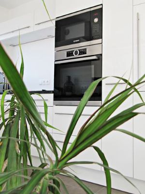 .. moderne Küche !