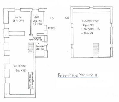 Felsenhaus Wohnung 2