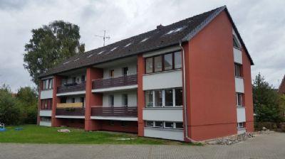 Rotenburg 4-Zimmer-Wohnung in der 1. Etage