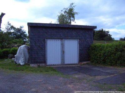 freistehende Garage