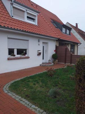 Doppelhaushälfte mit Garten in Bremen Alt-Arsten