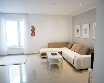 2,5-Zimmer-Wohnung mit 61 m² Wfl. im 1. UG