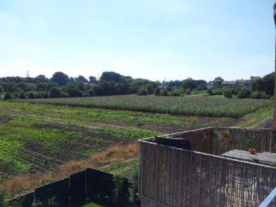 Umgebung hinter Garten nach rechts