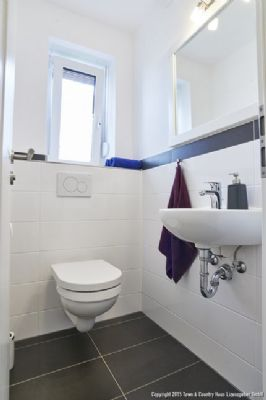 Inklusive separatem Gäste WC im EG