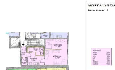 topsanierte luxuswohnung im mehrfamilienhaus dipplhaus direkt in der n rdlinger altstadt. Black Bedroom Furniture Sets. Home Design Ideas