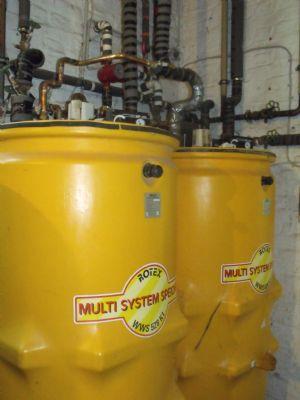 Warmwasserbehälter