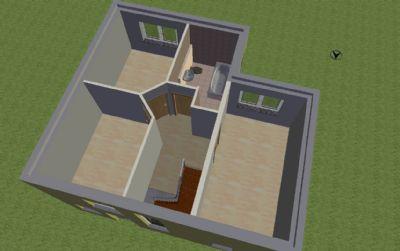 A-Haus OG 1 Beispiel