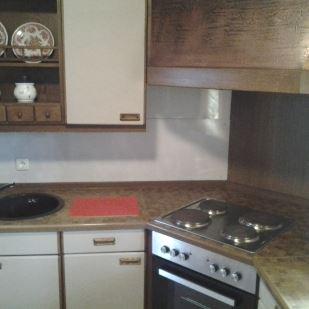 Gästehaus Küche