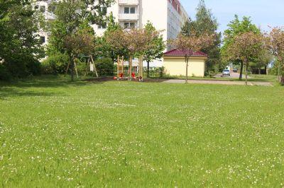 Ansicht Spielplatz