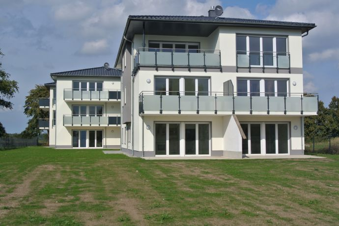 Residenz am Stettiner Haff - 10 WE - ca. 970m²WFL