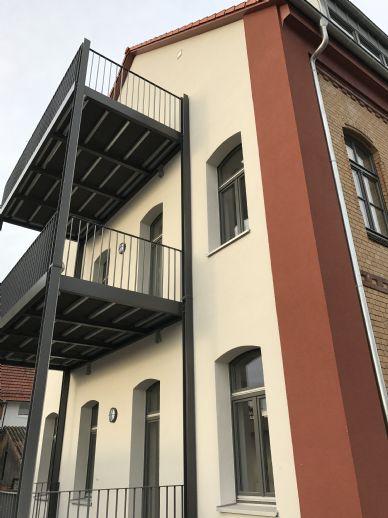 BARRIEREFREI WOHNEN IN ESCHWEGE Dachgeschoss in der eh. Tuchfabrik (eine echte Alternative zum betreuten Wohnen!)
