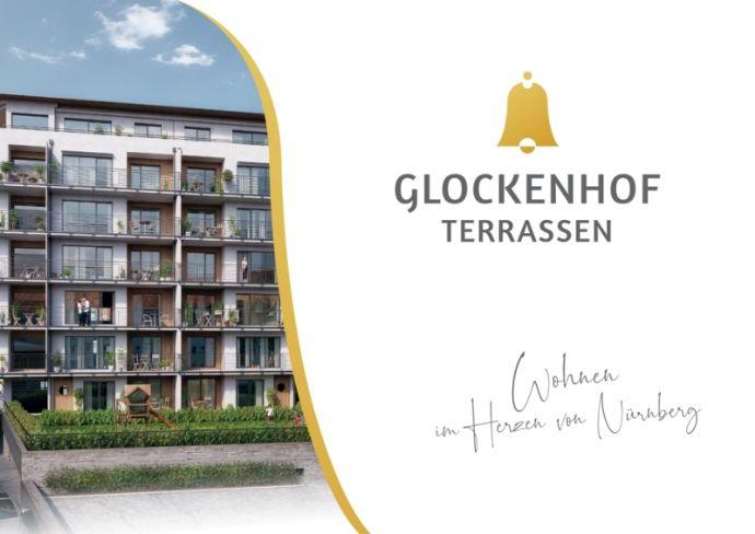 2-Zimmer-Terrassen-Wohnung - Glockenhoterrassen