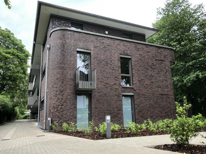 Penthouse! ERSTBEZUG! Moderne 3-Zimmer-Neubauwohnung in zentraler Lage von Trittau