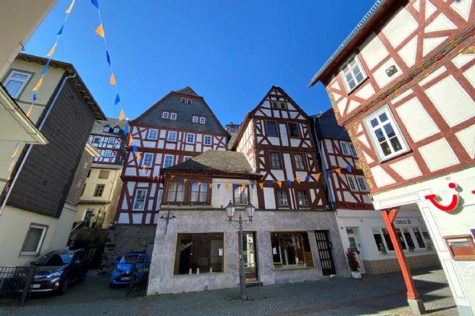 Gemütliche Fachwerkwohnungen mitten in der Altstadt