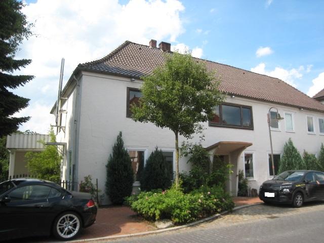 Investoren/Bauträger/Selbstnutzer! Wohn-Geschäftshaus+NG+Baugrundstück Luftkurort Bruchhausen-Vilsen