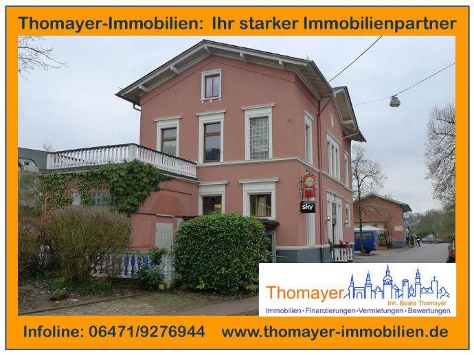 ***RENDITEOBJEKT KOMPLETT VERMIETET am Radweg in Runkel!!!***