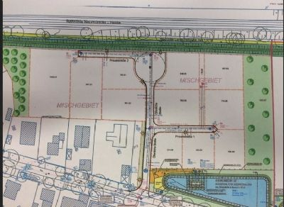 Wohn- und Gewerbegrundstück im Neubaugebiet B-Plan 52, Mischgebiet