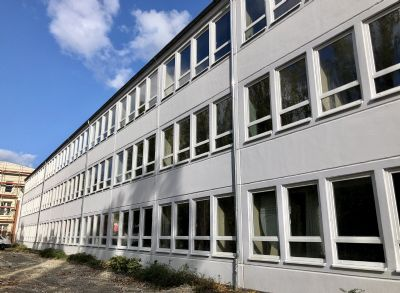 Coswig Halle, Coswig Hallenfläche
