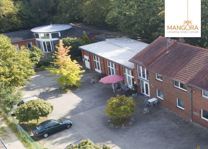 Exklusives Mehrfamilienhaus mit Gewerbeobjekt in Ritterhude