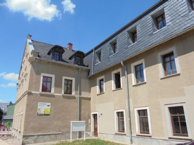 Burgstädt Halle, Burgstädt Hallenfläche