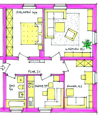 3 Zimmer Wohnung Meuselwitz 3 Zimmer Wohnungen Mieten Kaufen