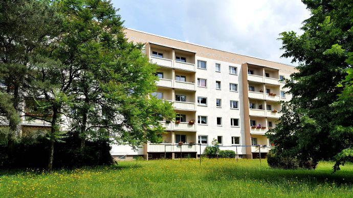 2-Raumwohnung in Pirna-Copitz