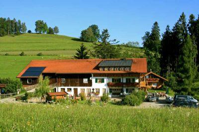 Gmeinders Landhaus - Appartement Wiesenblick