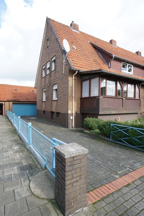Doppelhaushälfte mit zwei Wohneinheiten in Bramsche- Hesepe