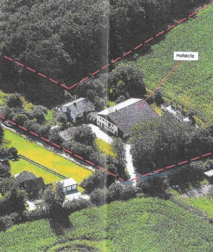 Bad Malente Bauernhaus mit Scheune und Zwischenbau am See